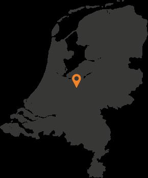 kaartje-nederland